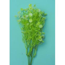 Букет гипсофилы Белый/светло-зеленый