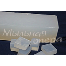 Основа для мыла прозрачная «Мылофф»