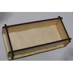 Форма для мыла разборная 1,5 кг