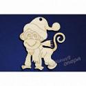 Символы 2016 года - обезьяны