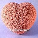 3D Сердечки-любовь
