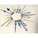Часовые стрелки и механизмы