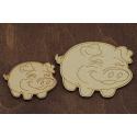 Символ 2018 - Свинки